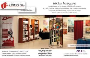 pub Galerie Joliette Expo
